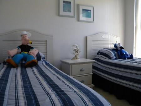 A good night's sleep in the fourth bedroom makes you STRONG!