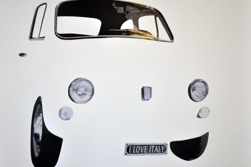 The historical FIAT 500 of 1960'...an italian icon;)