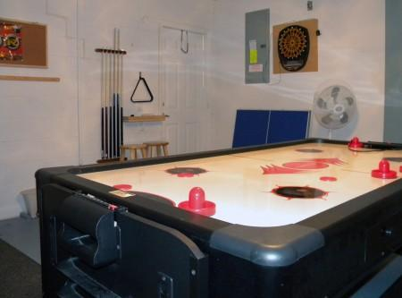 gameroom airhockey