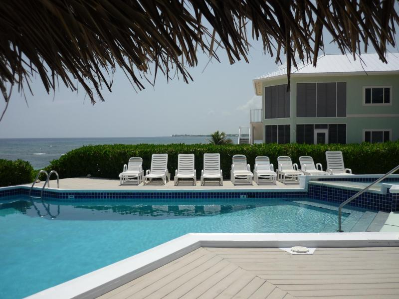 'A Mid-Winter Night's Dream' Grand Cayman Oceanfront, Quiet, Secluded, Rum Point, holiday rental in North Side