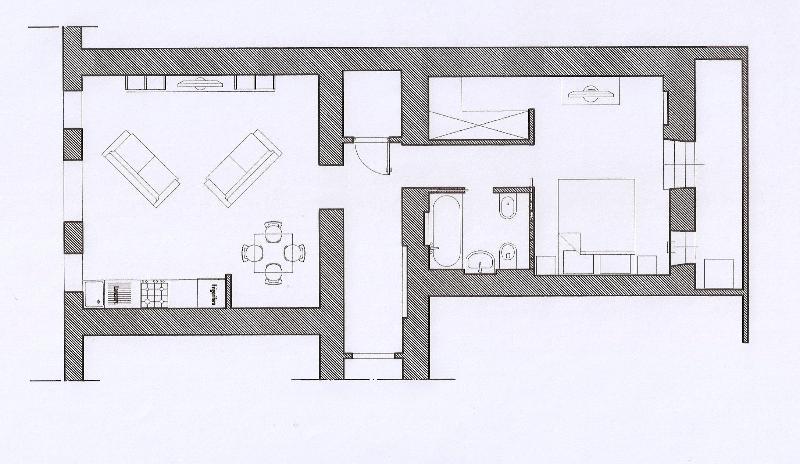 S.Quintino White Apt map