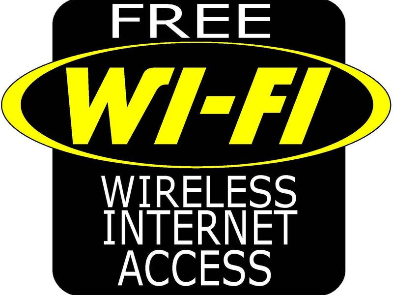 24/7 FREE WI-FI in ALL apartments