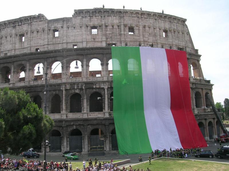 W ITALY !