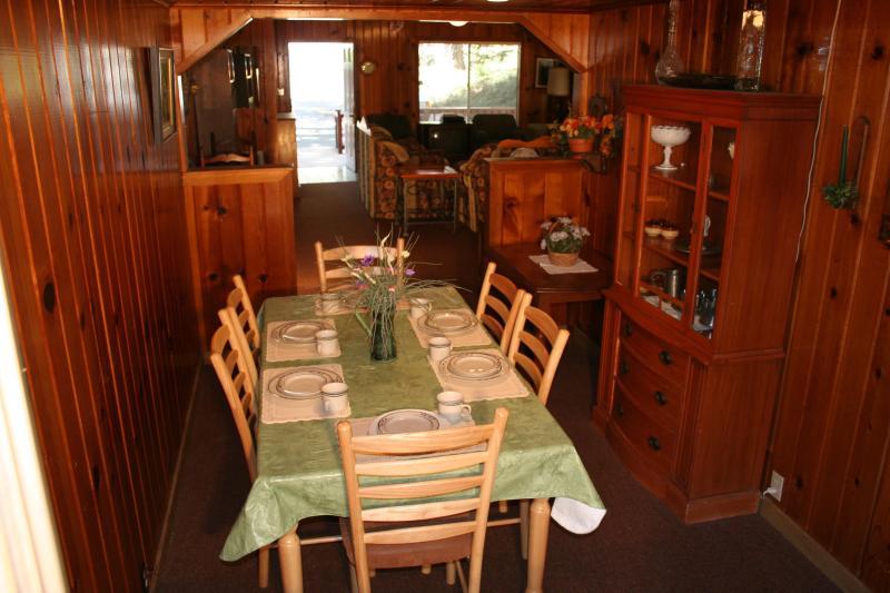 Salle à manger - Twain Harte locations