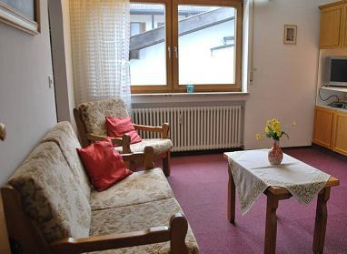 Vacation Apartment in Garmisch-Partenkirchen - 301 sqft, comfortable, near hiking trails, balcony or… #1923