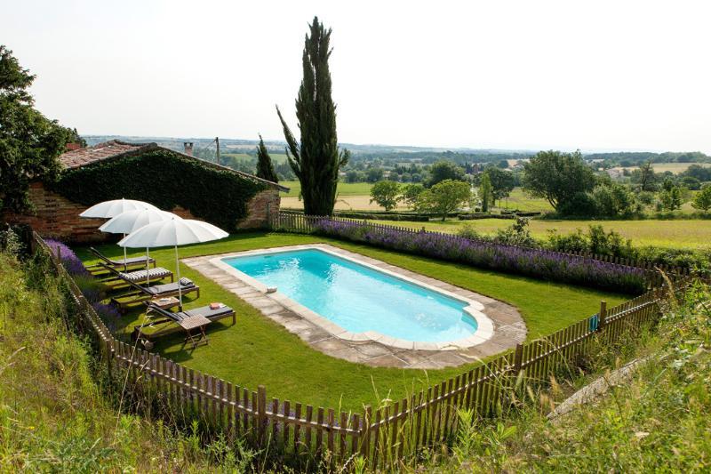 Gites pool