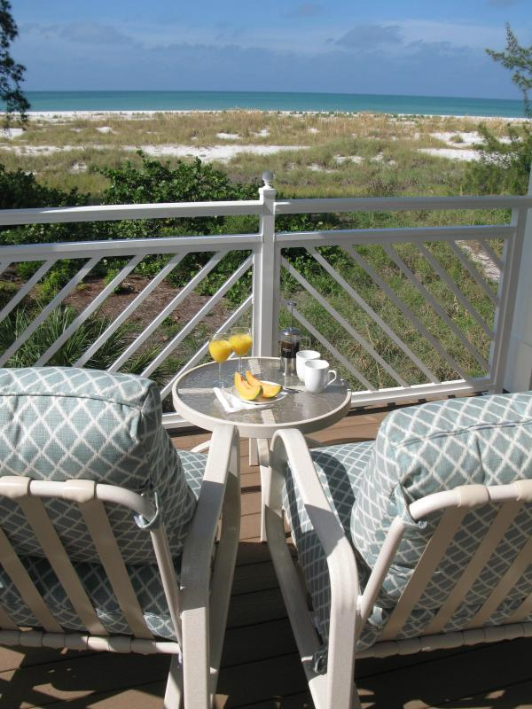 view from living room outside deck  one of 7 outdoor deck areas