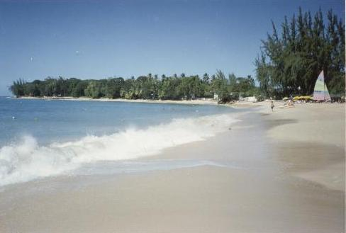 Walk for miles on the sandy coral beach, 4-5 minute walk from the Awesome Villa Apartment.