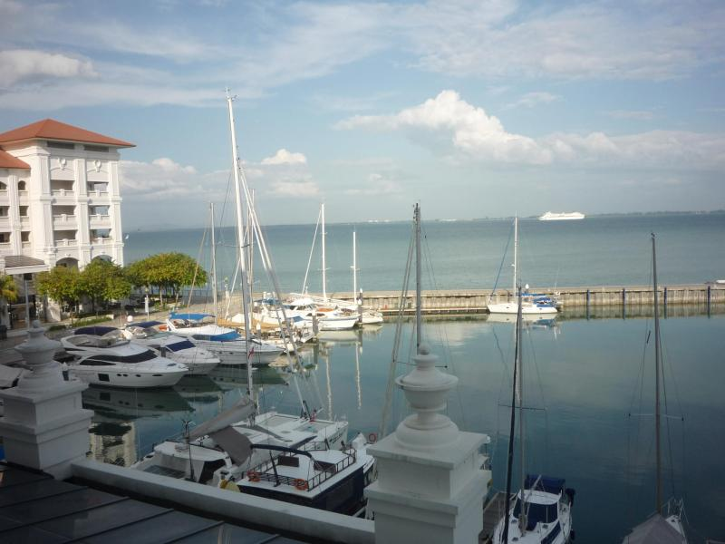 Front of The Marina at Straits quay