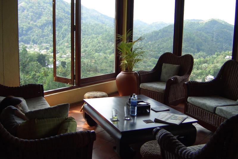 Lounge-område