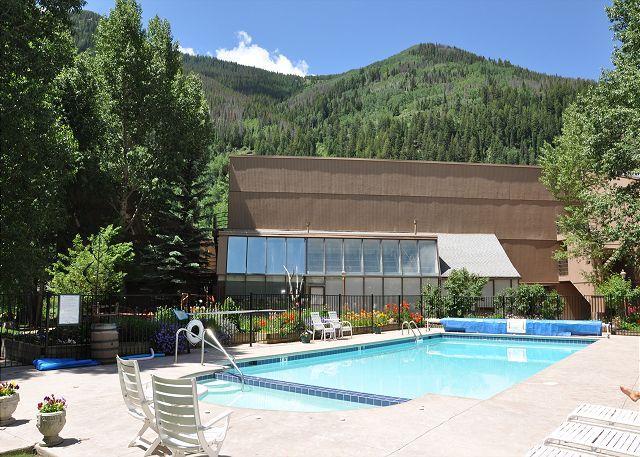 Pitkin Creek Summer Pool