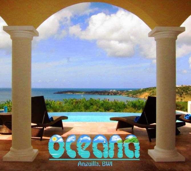 Oceana Villa Anguilla - Brand New 2 bedroom, vakantiewoning in The Valley