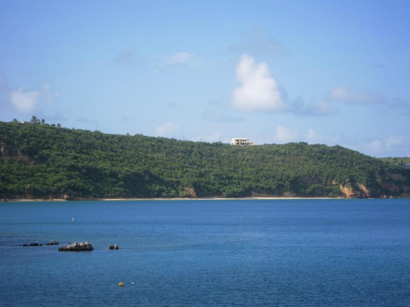 Oceana viewed from Little Bay area