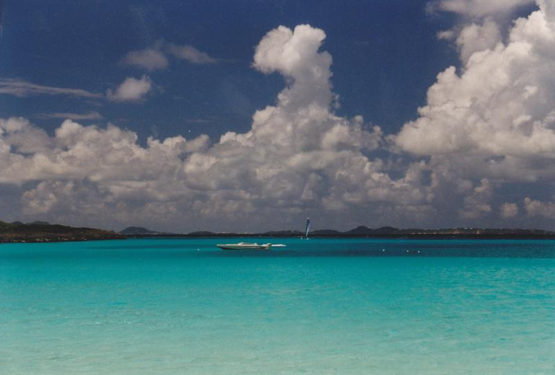 Rendezvous Bay, West End of Anguilla