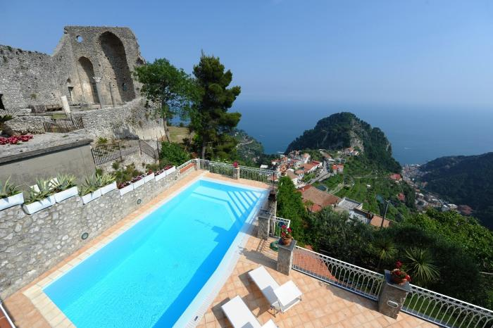 Villa Eustachio, vakantiewoning in Ravello