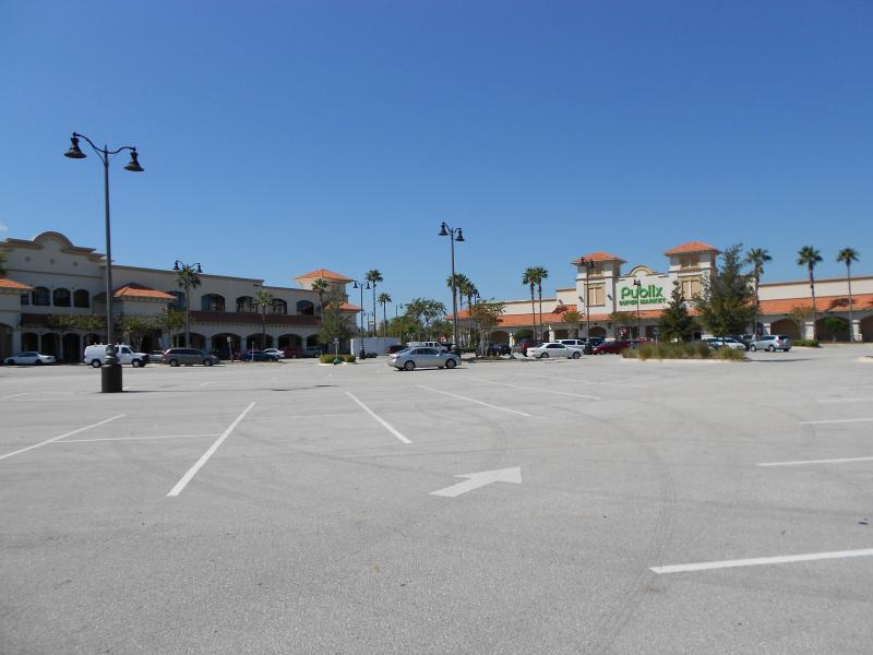 Publix Shopping Mall (Next to Resort)