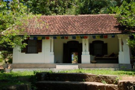 The Jungle House, holiday rental in Unawatuna
