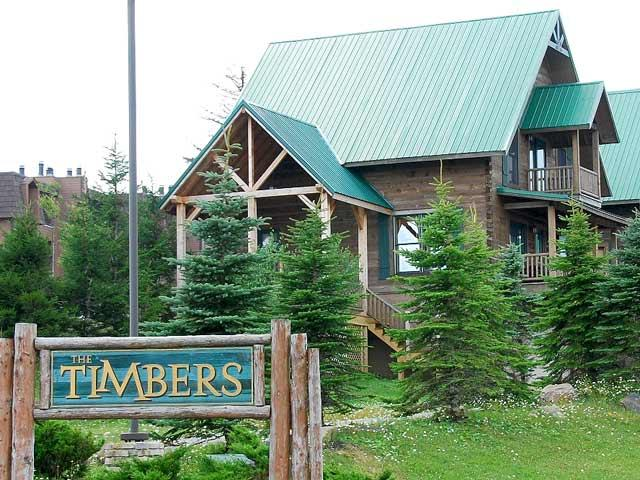 Timbers 5:  Large free standing 5 bedroom house.