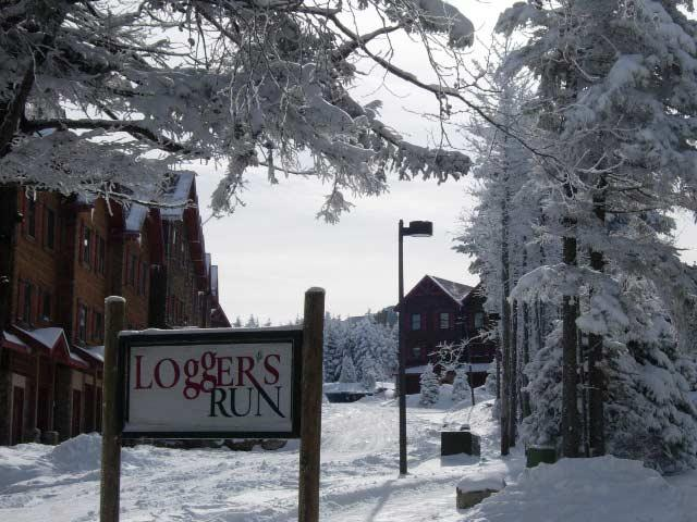 Loggers Run # 8:  Ski In / Ski Out.  Private Outdoor Hot Tub.  5 Bedrooms.  3.5 Baths.  Sleeps 12.