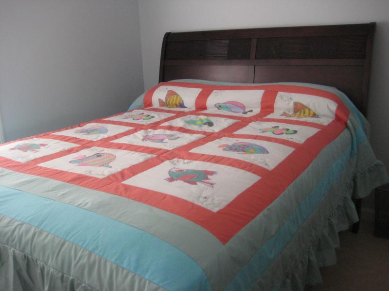 Nuovo materasso con protettore