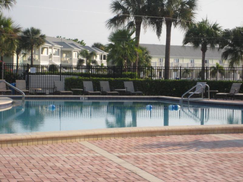 Altra vista della seconda piscina