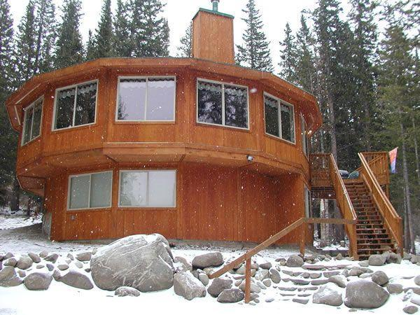 Peaceful Valley Lodge-Awesome Views, Round Design, location de vacances à Breckenridge