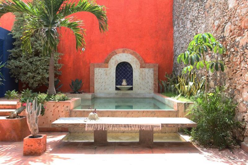 Casa Granada's Pool and Garden