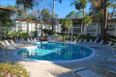 Seascape Villa Pool