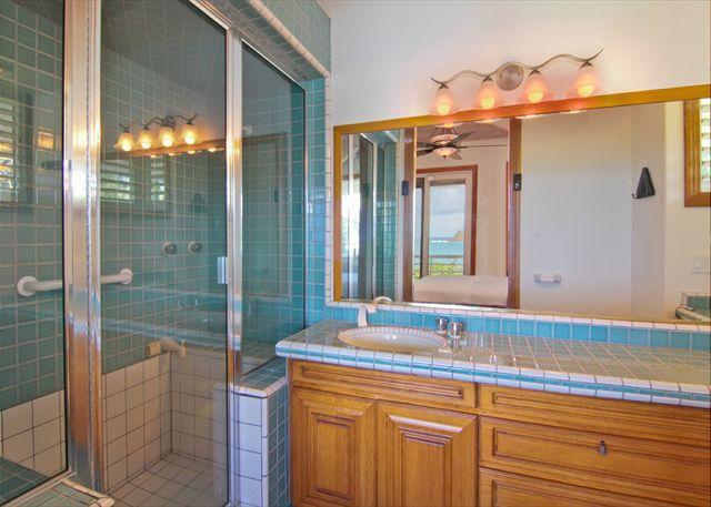 Ocean Master Suite Bath