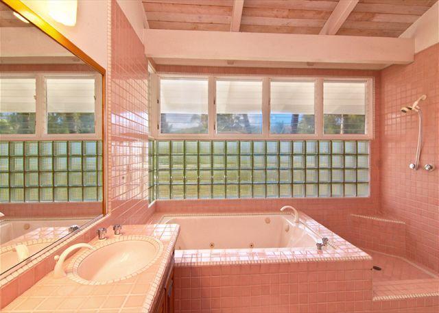 Garden Master Suite Bath
