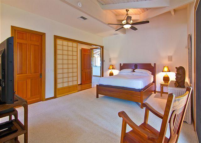 Main House - Garden Master Suite