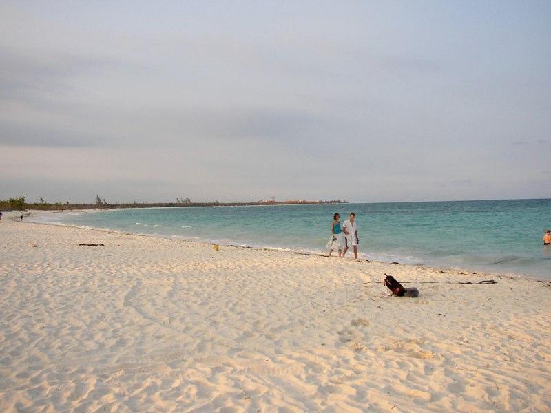 coco beach - one block away