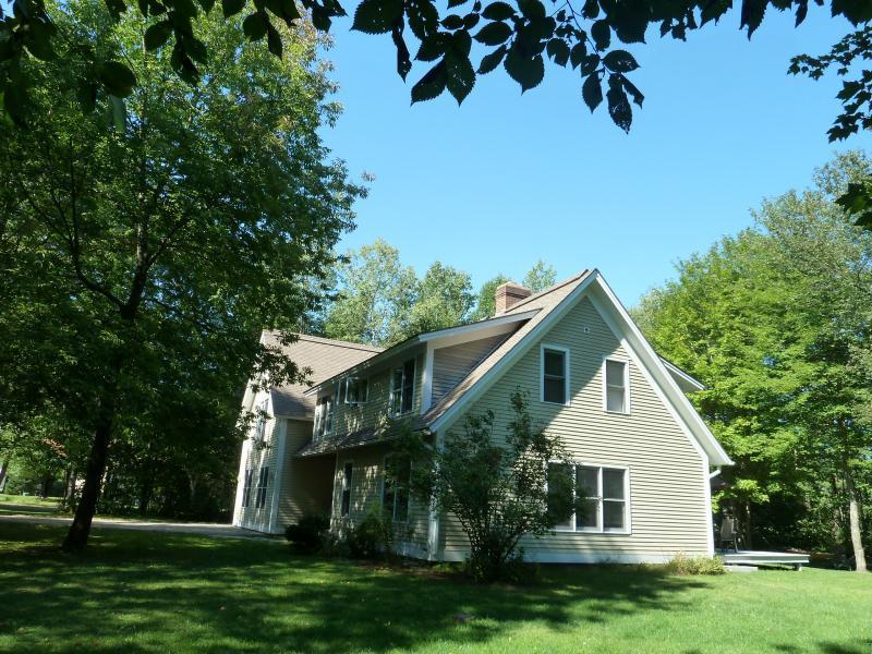 Birch Glen House Outside