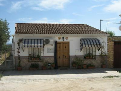 Front of Bungalow & Parking