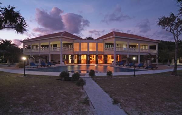 Villa de Champagne Vanuatu más grande y muy bien situado de lujo Casas de vacaciones