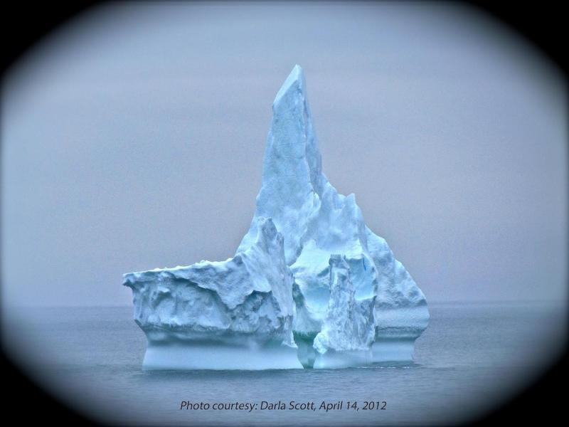 Stunning icebergs to fuel your imagination