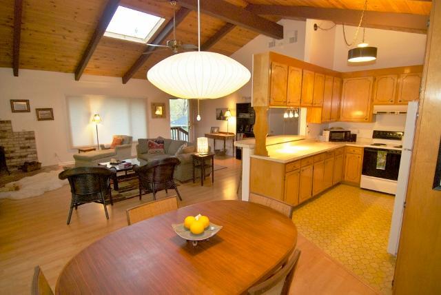 The Treetop House, alquiler de vacaciones en Calaveras County