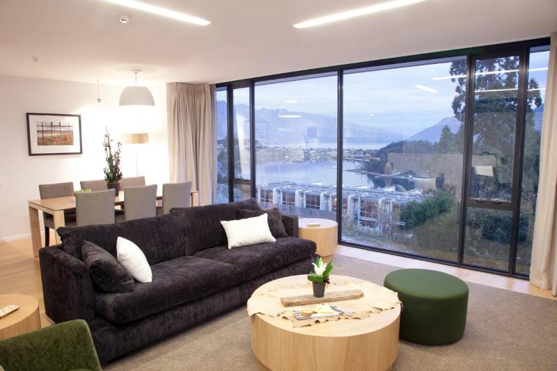 3 bed Living Room - Relaxing lounge with beautiful views.