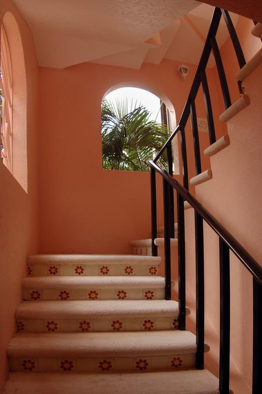 Camino de la escalera al cielo