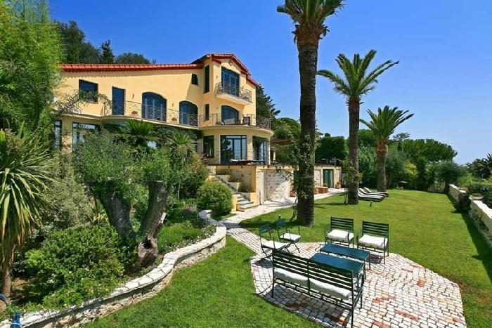 Villa Cezanna holiday vacation luxury villa rental france, french riviera, ville, vacation rental in Villefranche-sur-Mer
