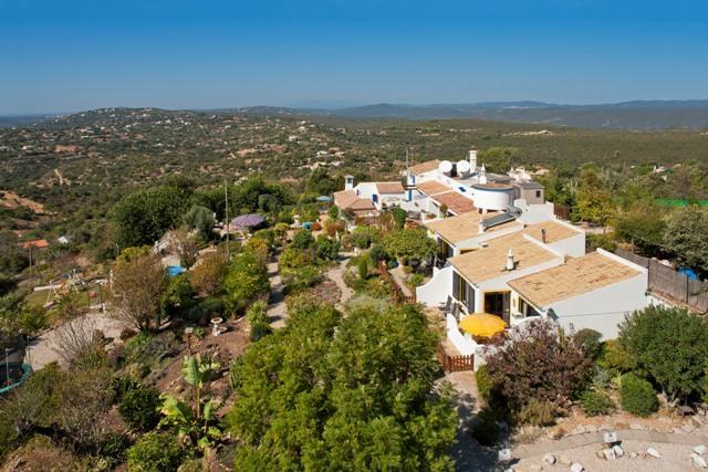 Aerial View of the Quintassential