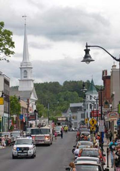 Main Street Littleton, NH