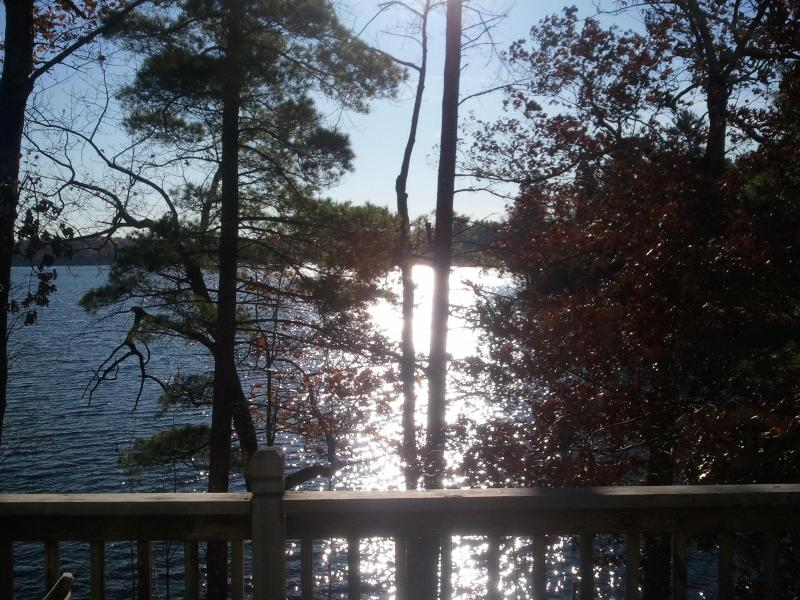 Nice 2bedroom apartment on the lake, holiday rental in Lake George