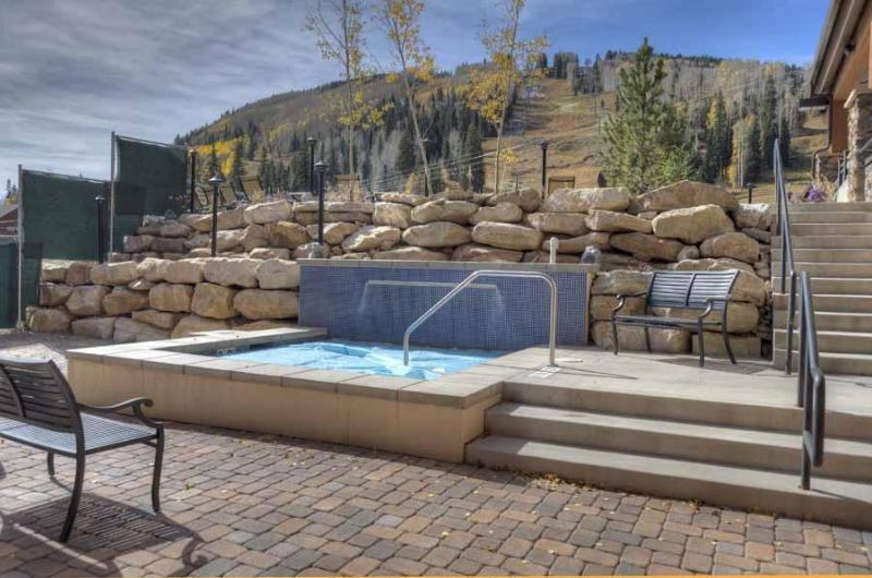 Niets als een hot-tub na een dag in de bergen
