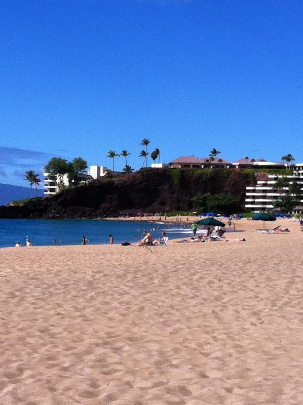 Black Rock on Kaanapali Beach, Vacation Condo Rental at The Whaler