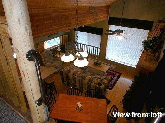 The Bellevarde Chalet Unit D at Big White Resort, holiday rental in Big White