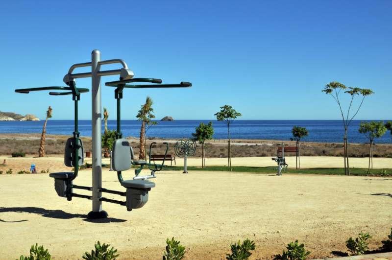 Outdoor Fitness Center