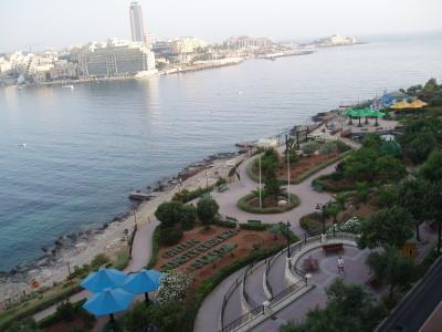 Sliema Apartments on Tower Road Promenade, holiday rental in Sliema
