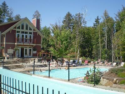 Pool/Spa complex