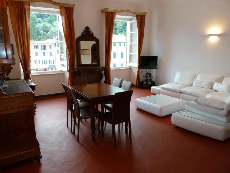 1st floor - The Living Room overlooking the harbour